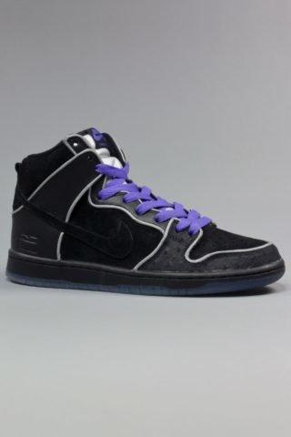 Nike SB Dunk High Premium Black Box