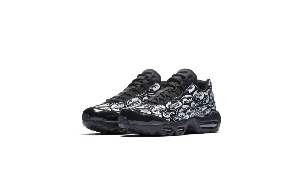 Nike Air Max 95 Premium 'Air Max' pack Black (538416-017)