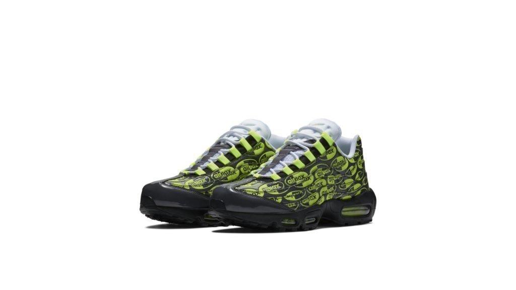Nike Air Max Premium 'Green Branding' (538416-019)