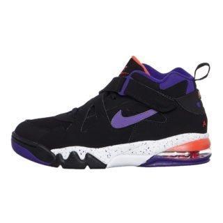 Nike Air Force Max CB (zwart/paars/oranje/wit)