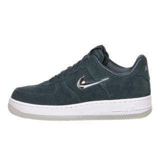 Nike WMNS Air Force 1 '07 Premium LX (zilver/wit)