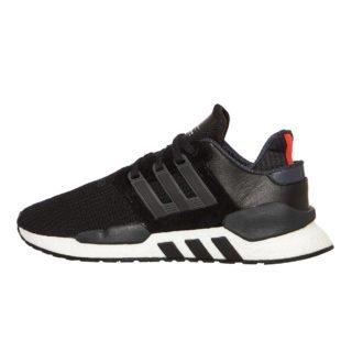 adidas EQT Support 91/18 (zwart/wit)