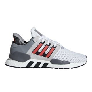 adidas EQT Support 91/18 (wit/rood/grijs)