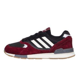 adidas Quesence (rood/wit/zwart)