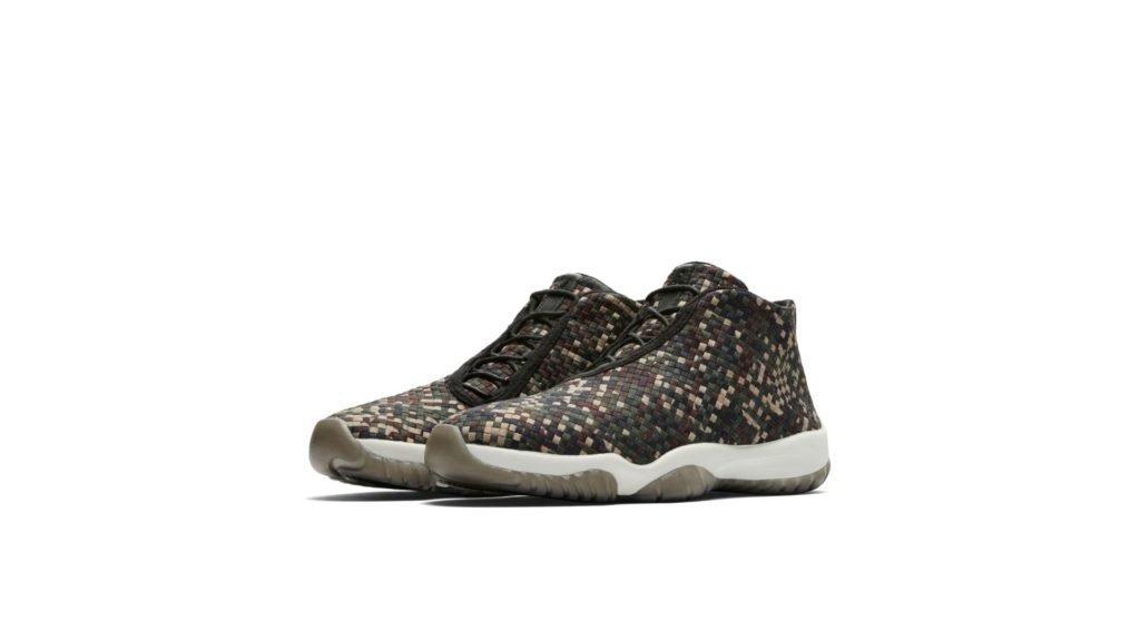Air Jordan Future Premium 'Camo'  (652141-301)