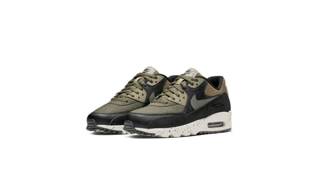 Nike Air Max 90 Premium 'Neutral Olive' (700155-203)