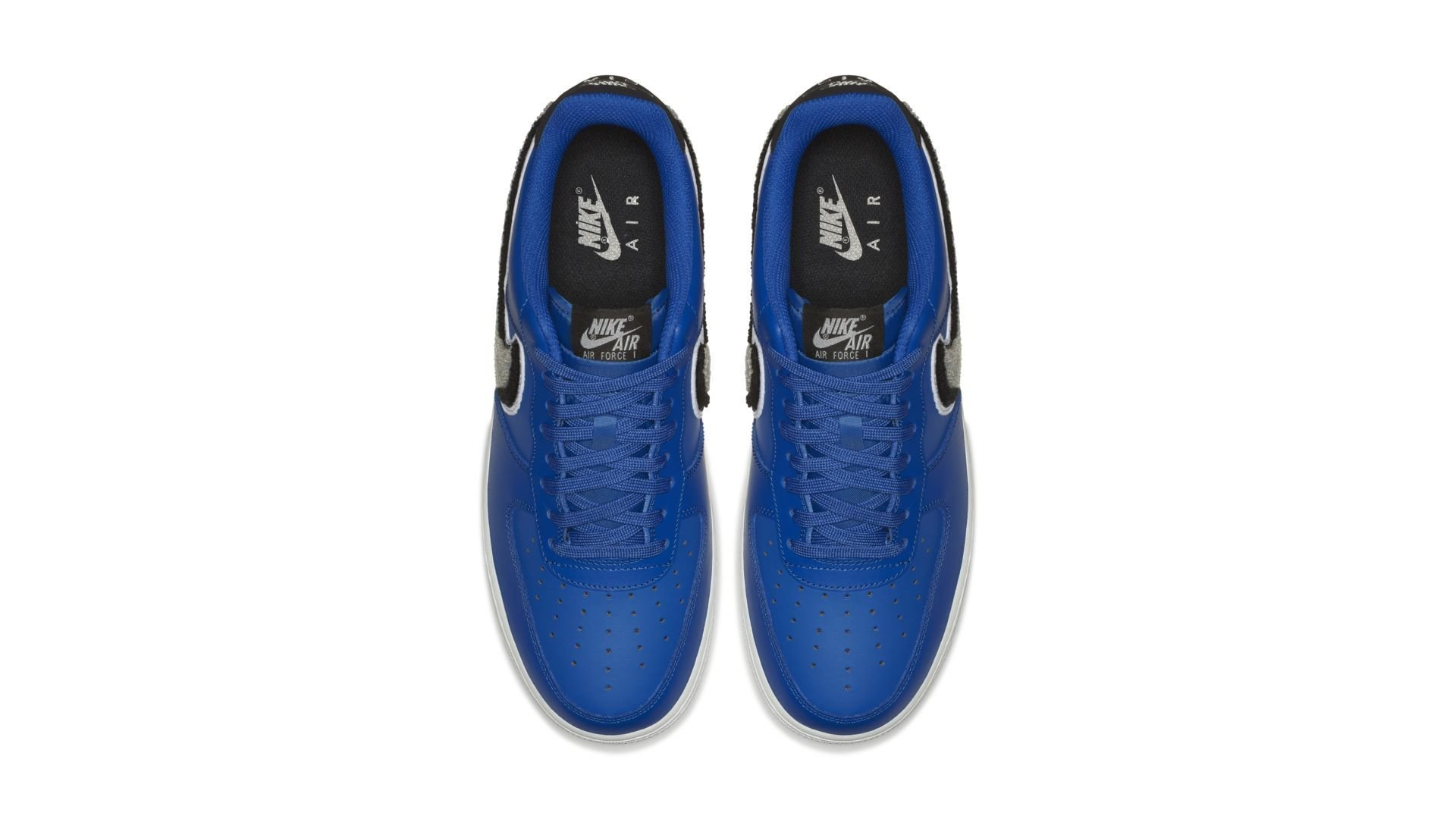 Nike Air Force 1 Low 'Chenille Blue' (823511-409)