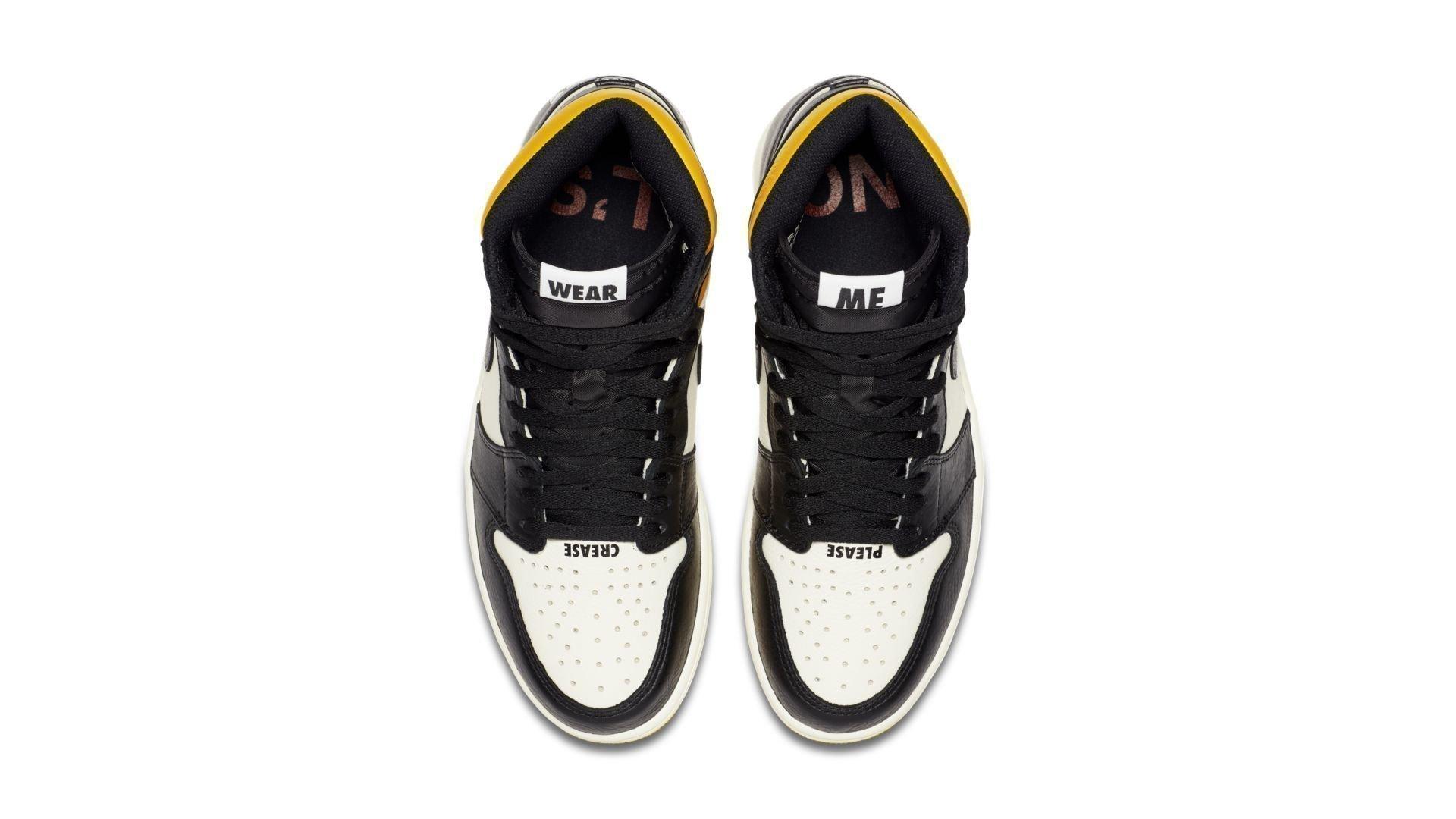 Air Jordan 1 High 'Not For Resale' (861428-107)