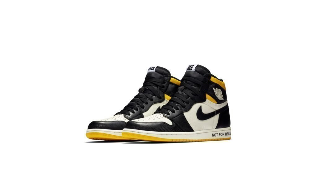 Air Jordan 1 High 'Not For Resale' (861428-107)