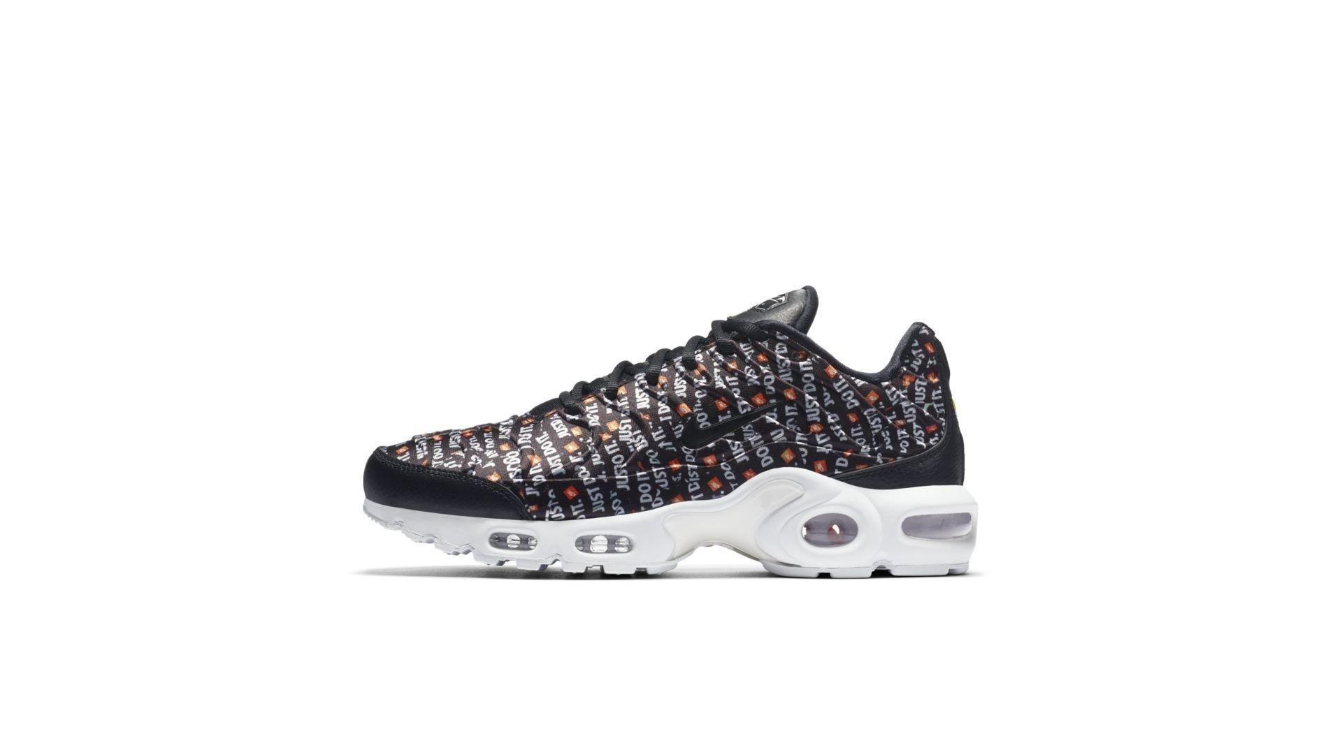 Nike Wmns Air Max Plus SE 'Black' (862201-007)