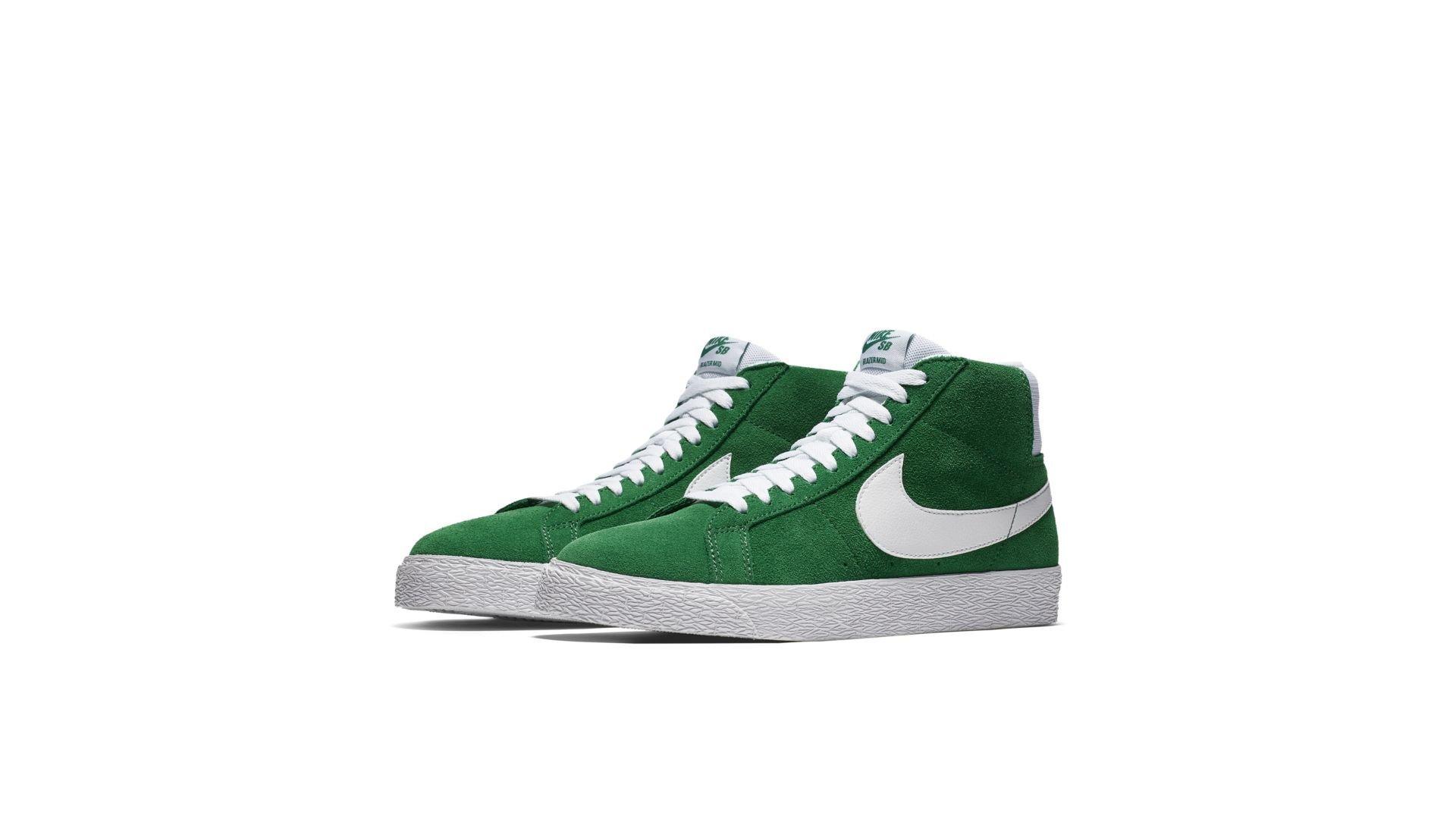 "Nike SB Zoom Blazer Mid ""Pine Green"" (864349-311)"