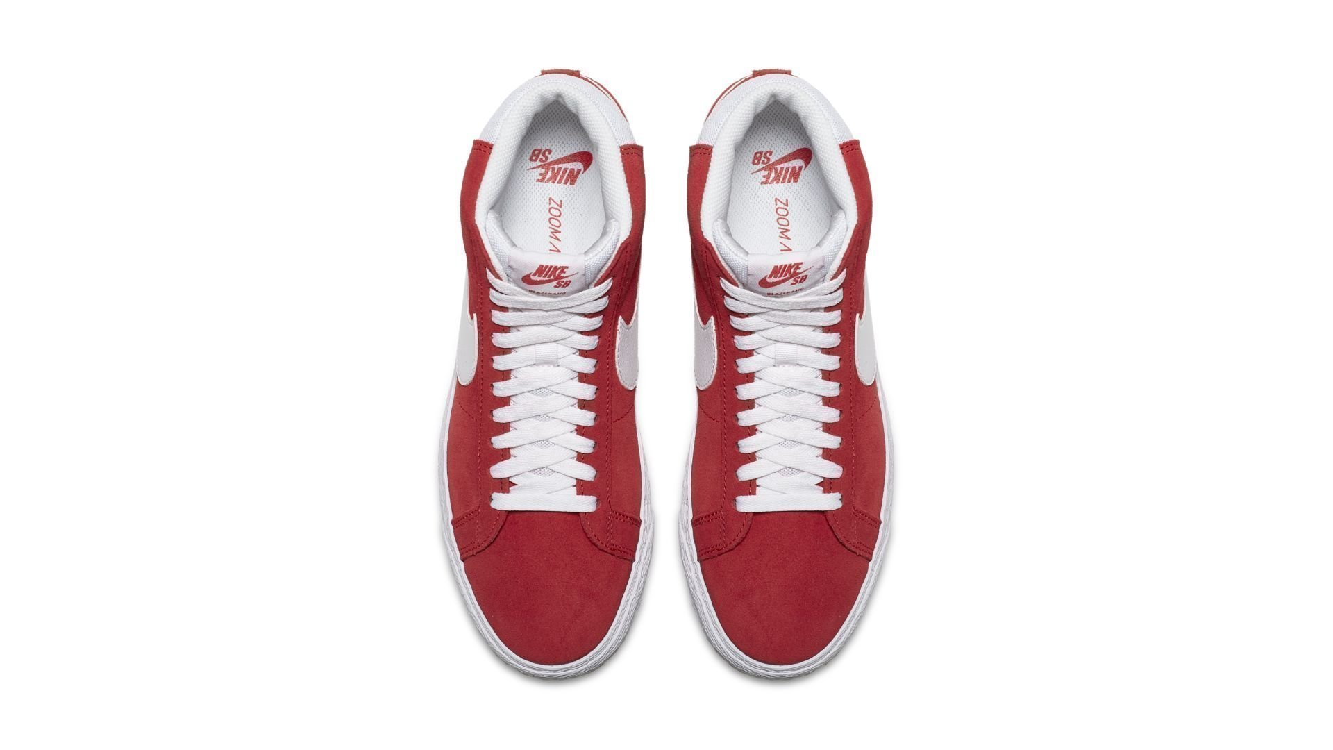 "Nike SB Zoom Blazer Mid ""University Red"" (864349-611)"