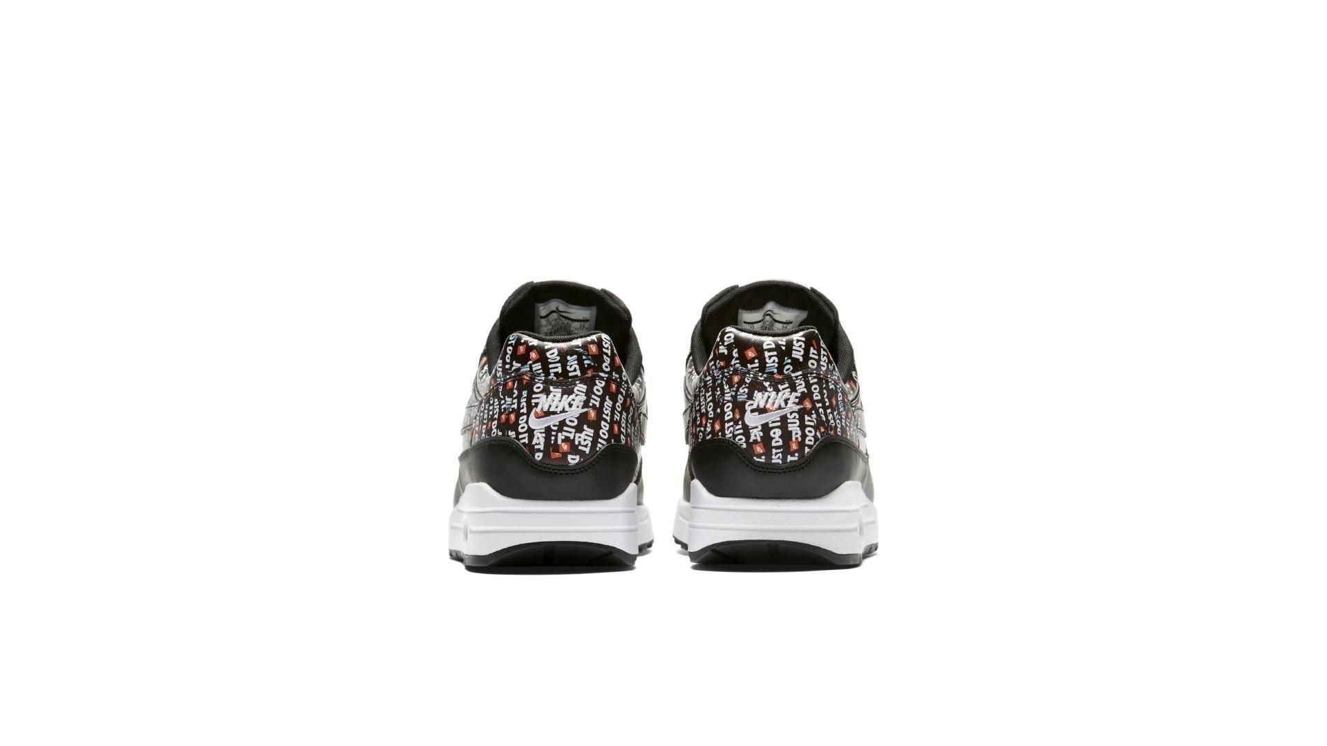 Nike Air Max 1 'Just Do It' Black (875844-009)