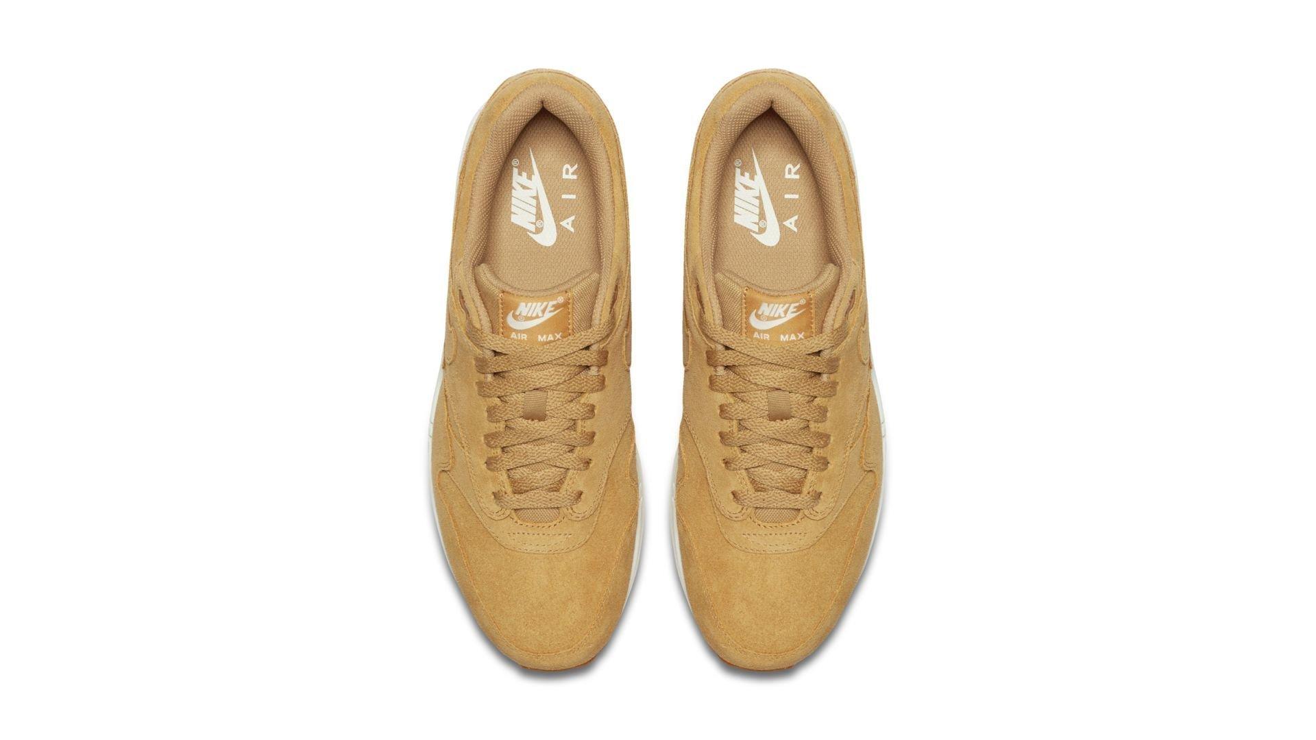 """Nike Air Max 1 Premium """"Flax"""" (875844-203)"""