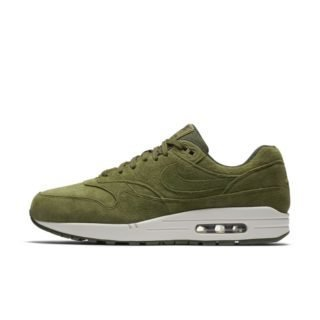 Nike Air Max 1 Premium Herenschoen - Groen Groen