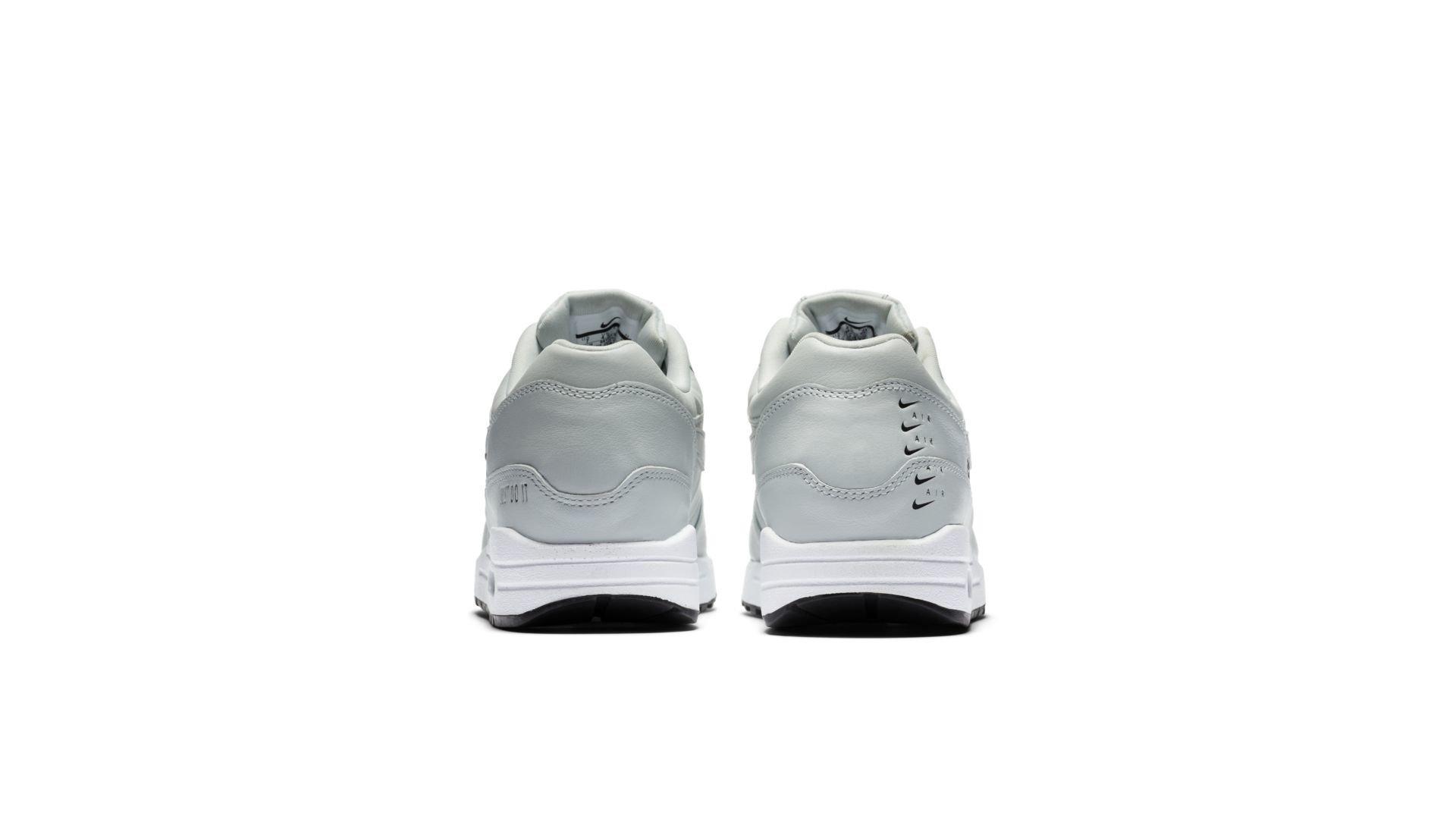 Nike Air Max 1 Just Do It 'Light Silver' (881101-004)