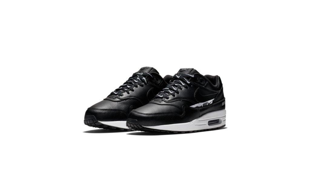 Nike WMNS Air Max 1 Just Do It 'Black' (881101-005)