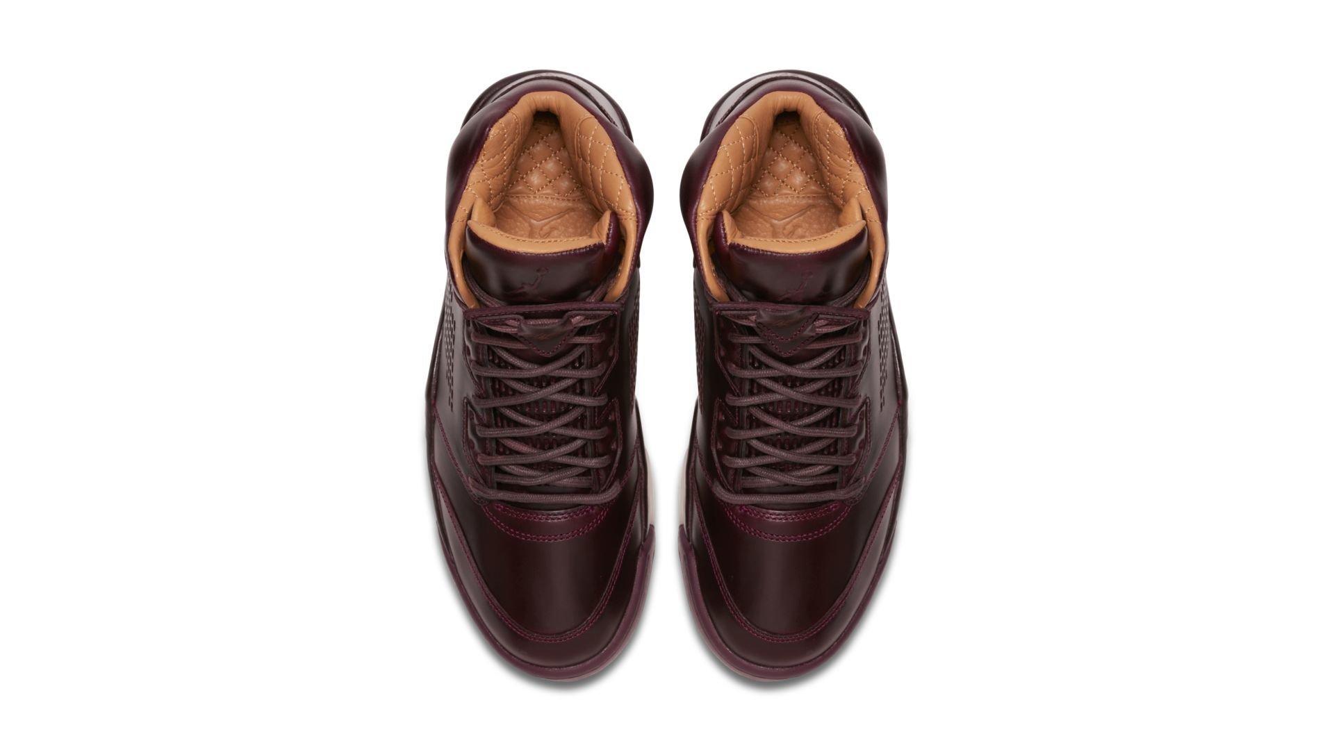"""Air Jordan 5 Retro Premium """"Bordeaux"""" (881432-612)"""