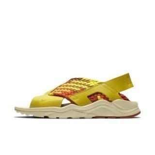 Nike Air Huarache Ultra Slipper dames - Geel Geel