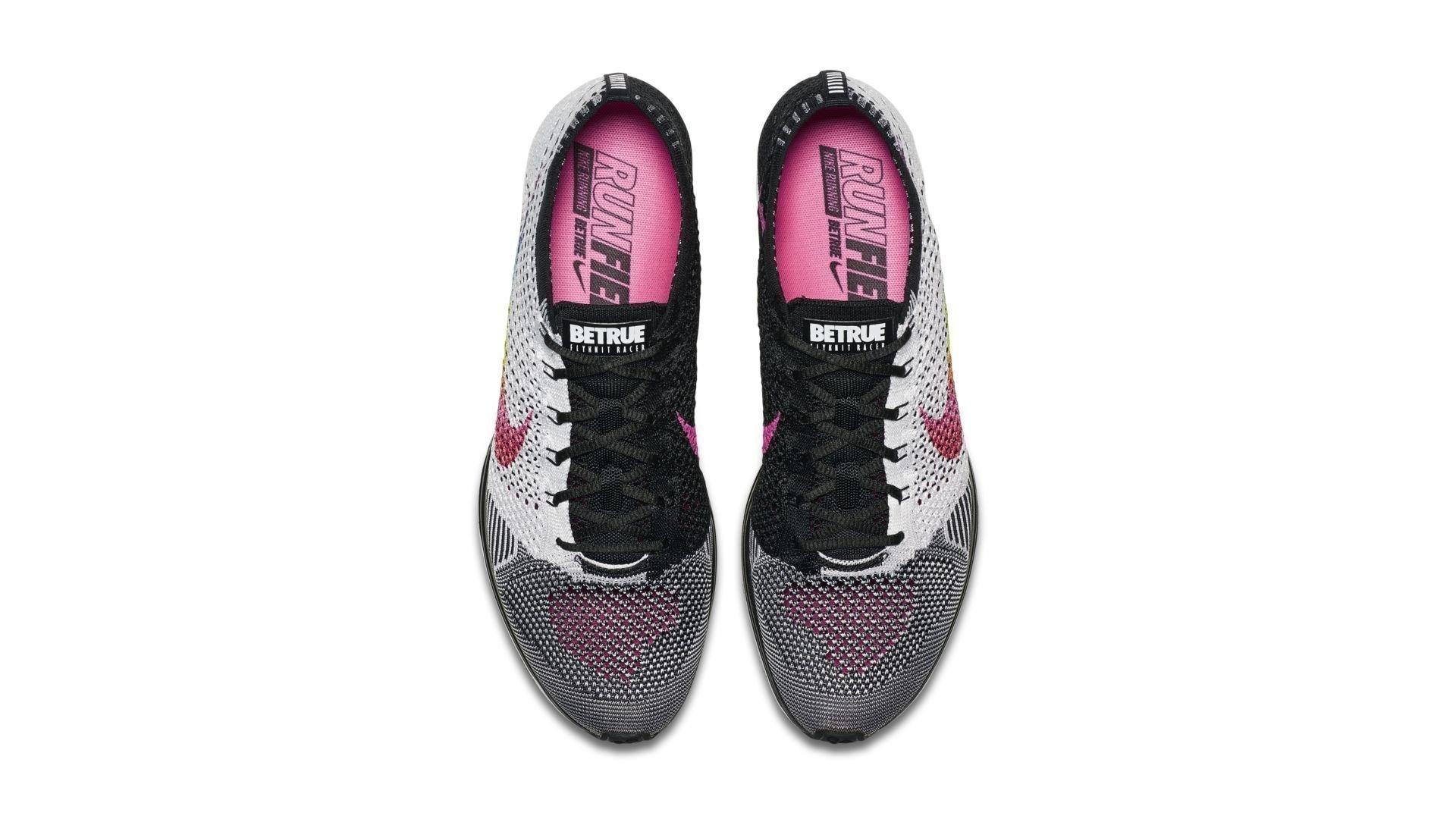 Nike Flyknit Racer BeTrue (902366-100)
