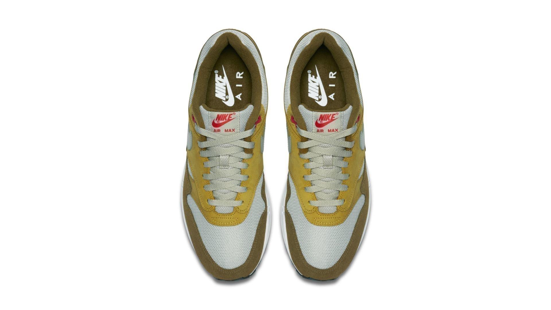 Nike Air Max 1 Premium Retro sneakers groen