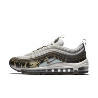 Nike Air Max 97 Premium Animal Damesschoen - Bruin Bruin