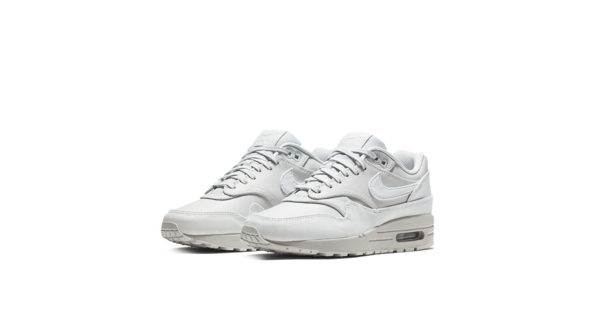 Nike WMNS Air Max 1 LX 'White' (917691 002)