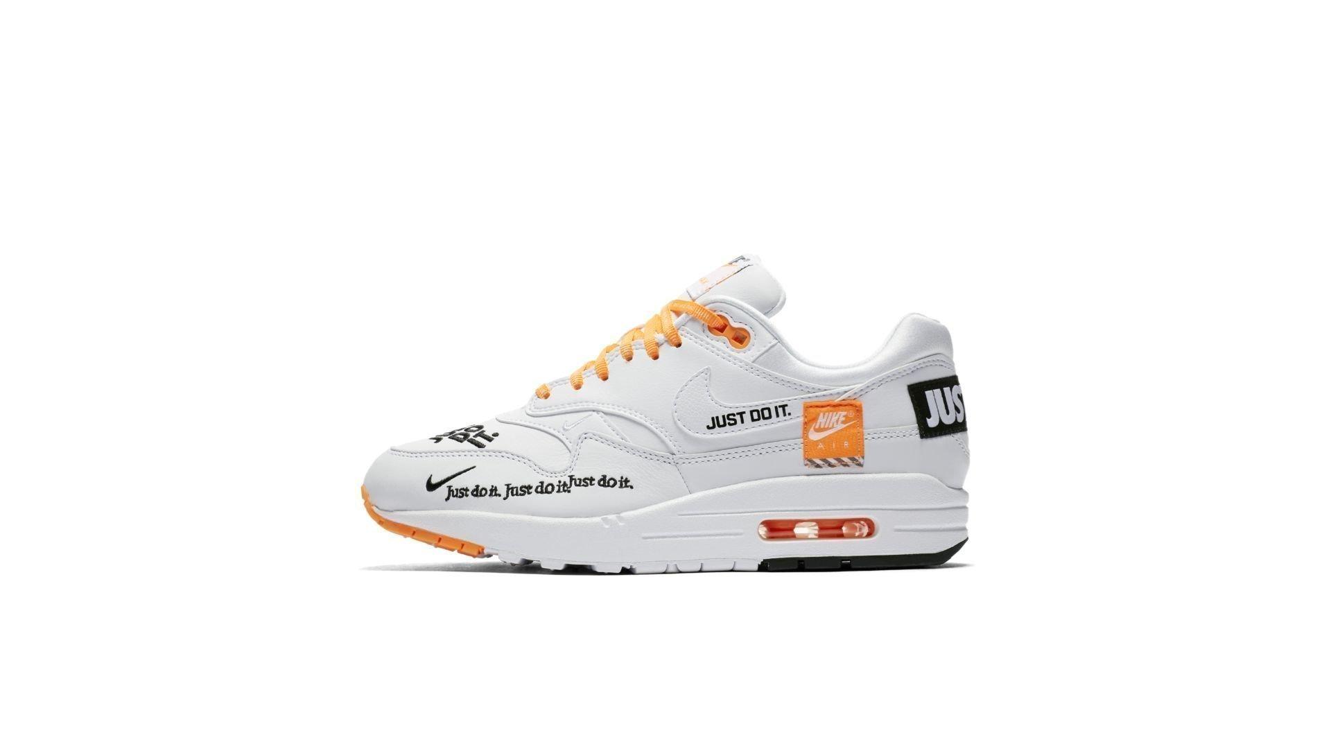 Nike WMNS Air Max 1 Lux 'White' (917691-100)