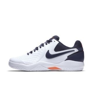 NikeCourt Air Zoom Resistance Hardcourt tennisschoen voor heren - Wit Wit