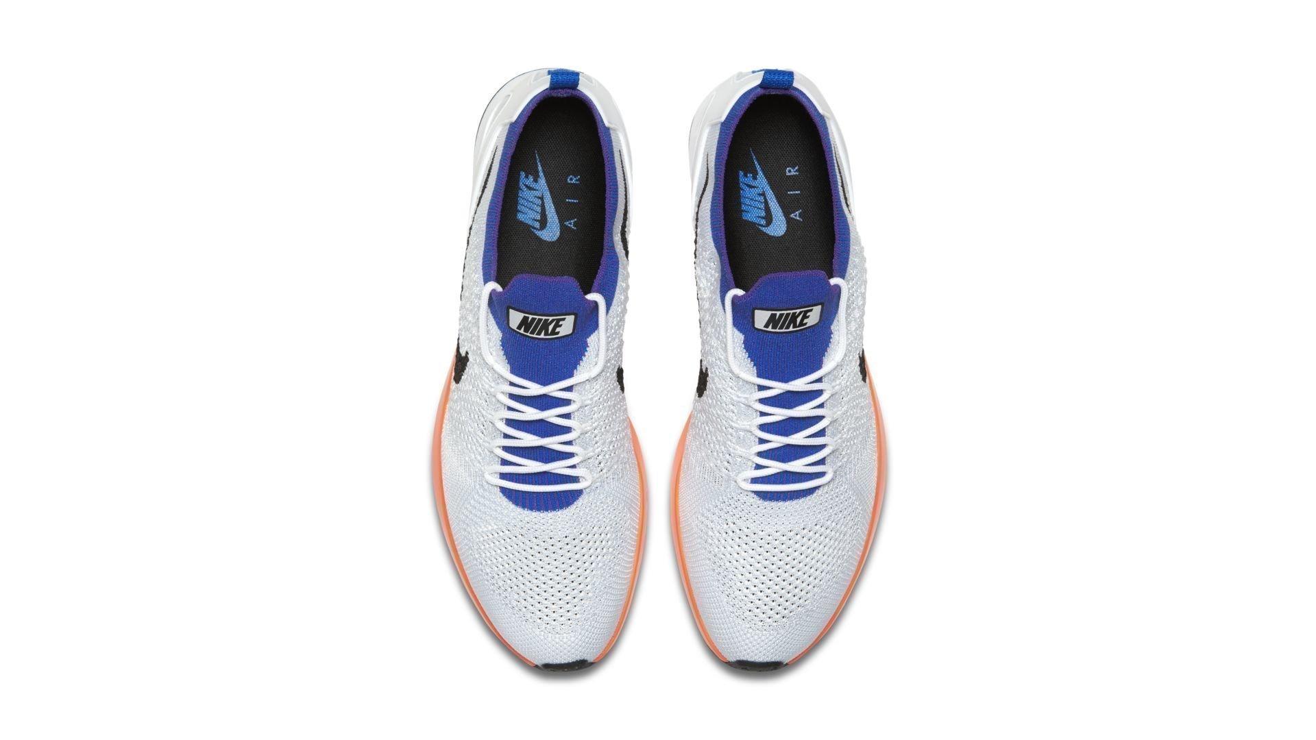 Nike Air Zoom Mariah Flyknit Racer White Hyper Grape (918264-100)