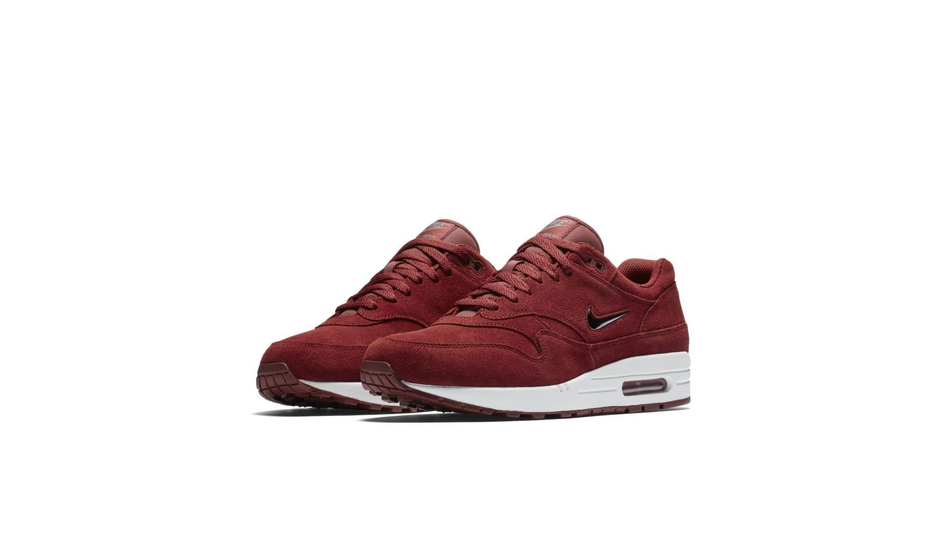 """Nike Air Max 1 Jewel """"Red"""" (918354-600)"""
