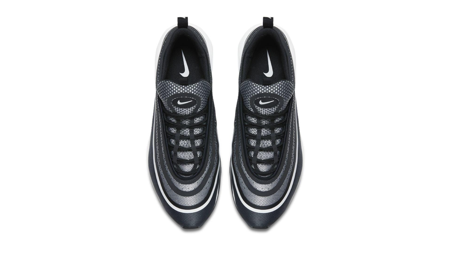 Nike Air Max 97 Ultra 17 Black White (918356-001)