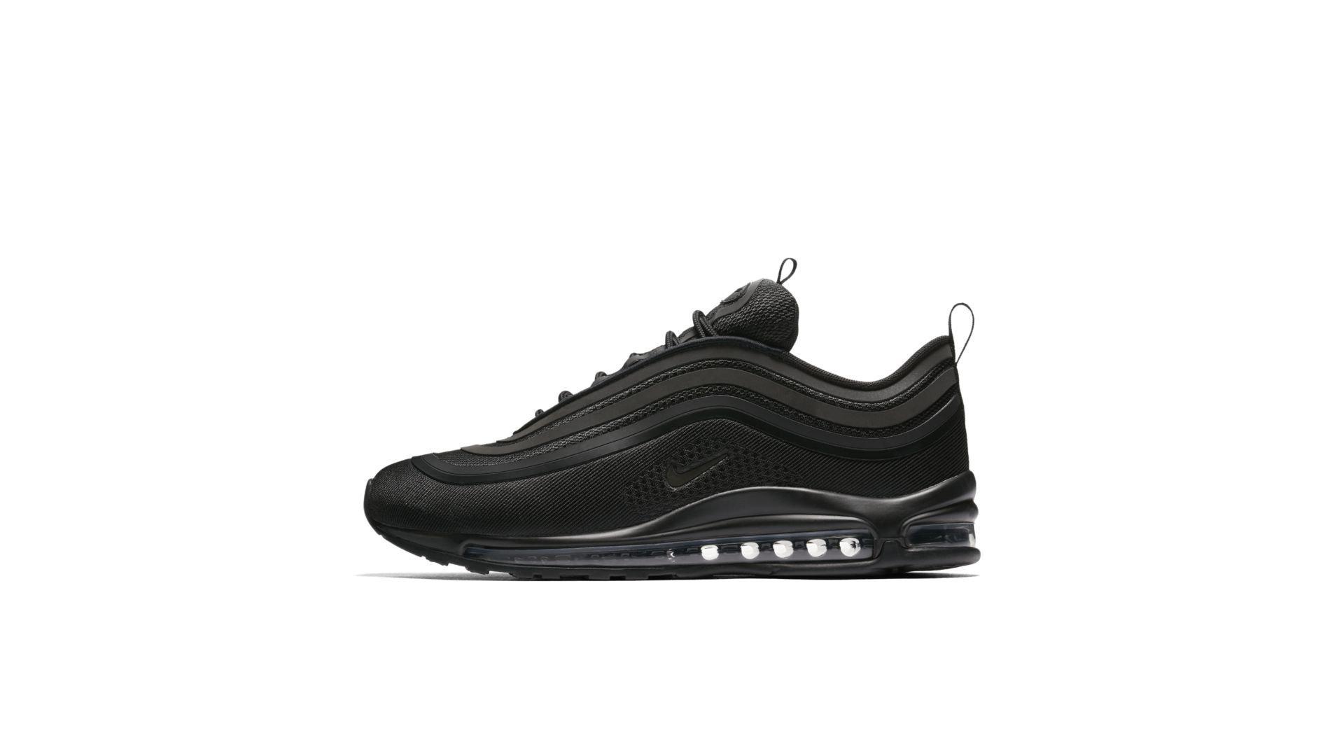 Nike Air Max 97 Ultra 17 Triple Black (918356-002)