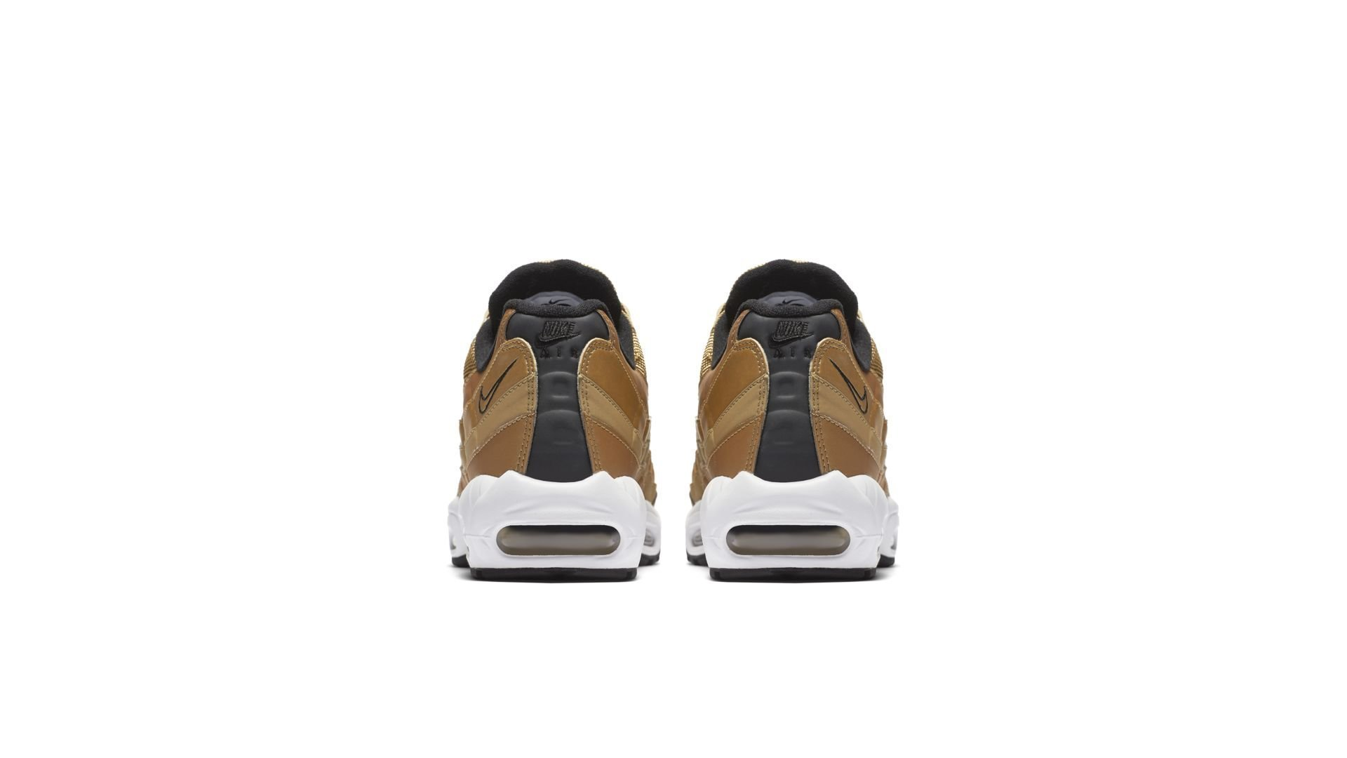 Nike Air Max 95 'Metallic Gold' (918359-700)