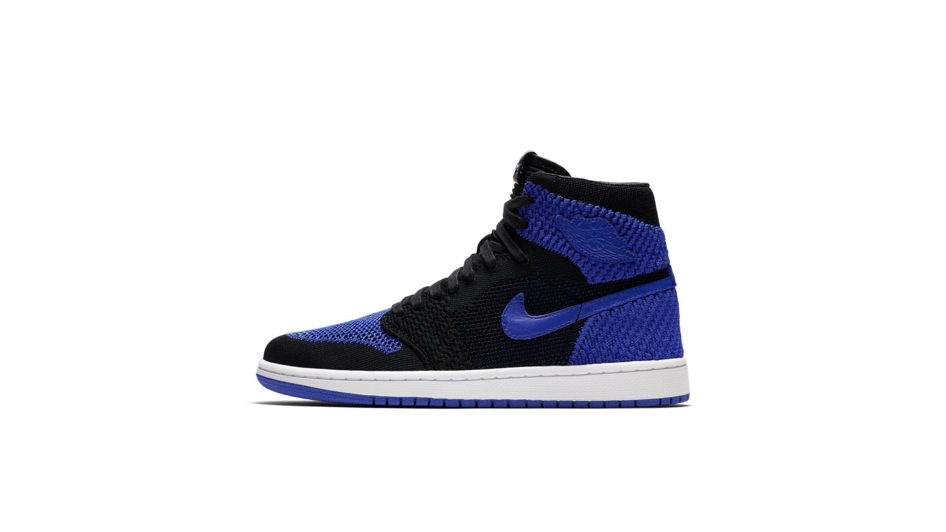 "Air Jordan 1 Retro High Flyknit ""Black & Game"" (919704-006)"