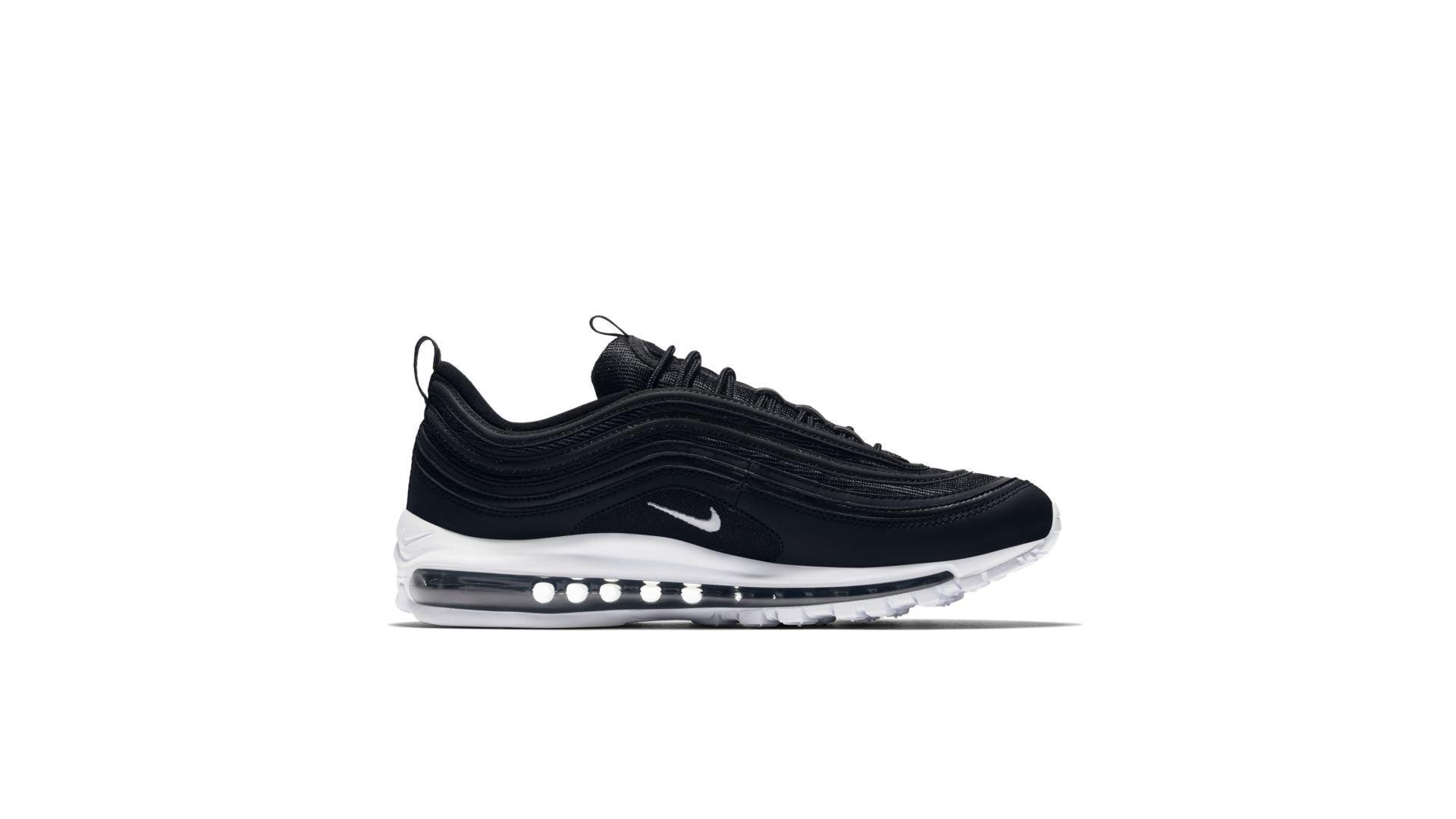 "Nike Air Max 97 ""Black/White"" (921826-001)"