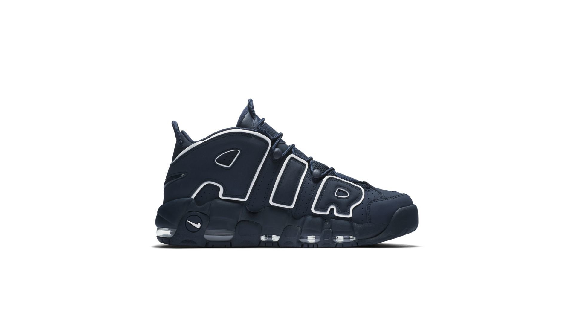 """Nike Air More Uptempo """"Obsidian"""" (921948-400)"""