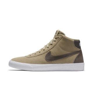 Nike SB Bruin High Skateschoen voor dames - Khaki Khaki