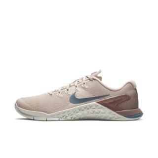 Nike Metcon 4 Damesschoen voor crosstraining en gewichtheffen - Cream Cream