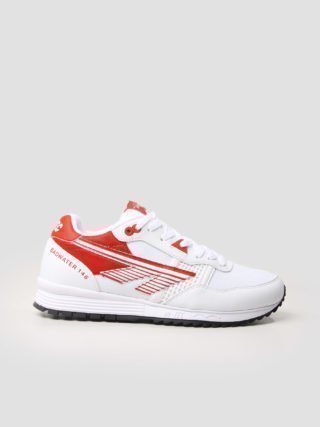Hi-Tec HTS Badwater 146 ABC White Red 6274-013