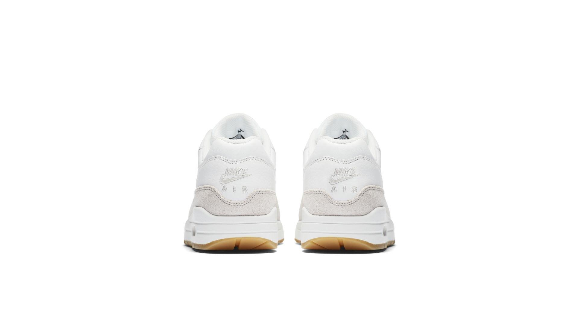 """Nike Women's Air Max 1 Premium SC Jewel """"Summit White"""" (AA0512-100)"""
