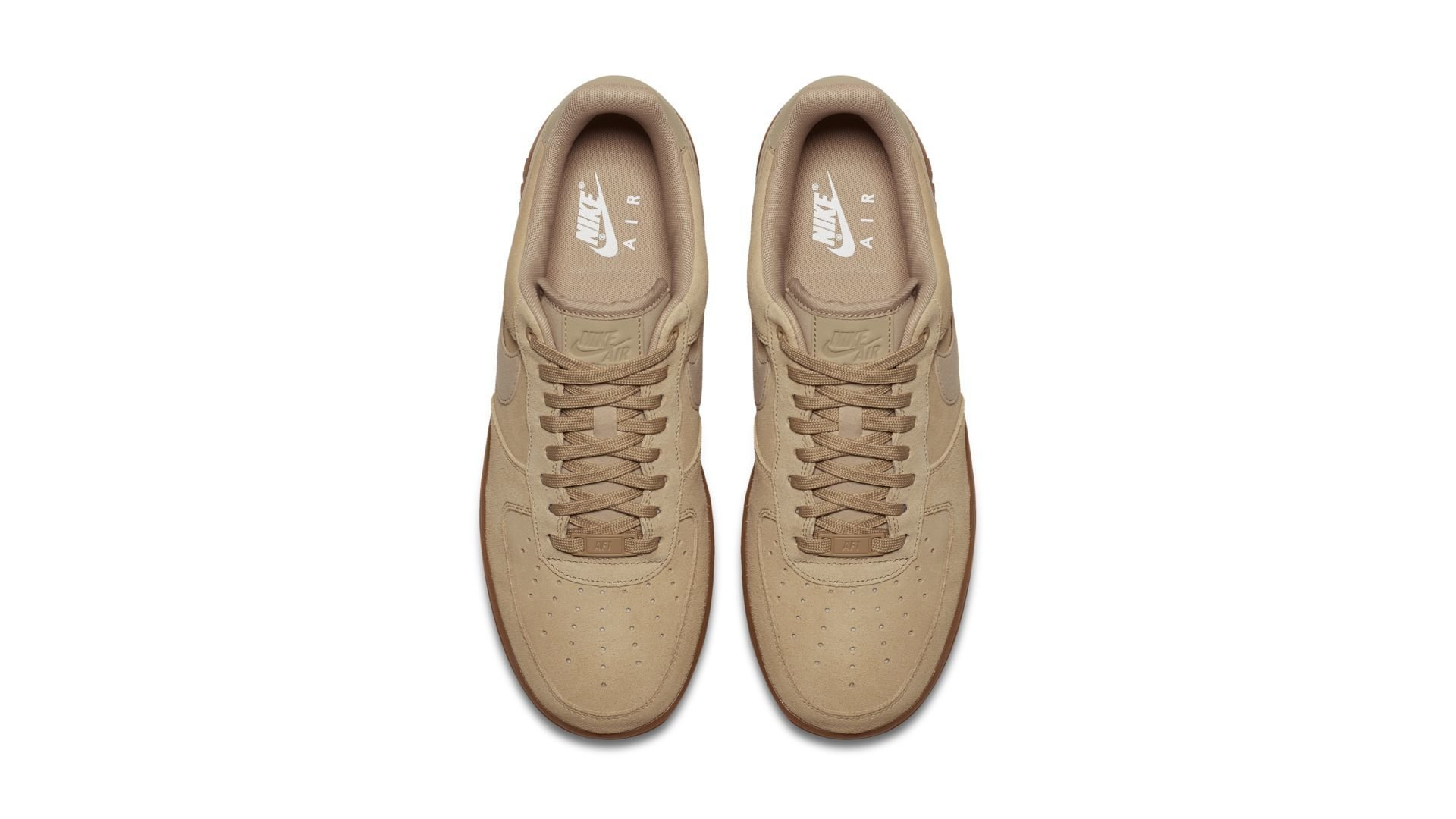 Nike Air Force 1 07 LV8 Suede 'Mushroom' (AA1117-200)
