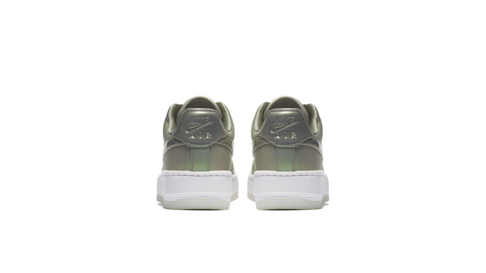 """Nike Air Force 1 Upstep Premium LX """"Dark Stucco"""" (AA3964-001)"""