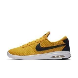 Nike SB Air Max Bruin Vapor Skateschoen voor heren - Geel Geel