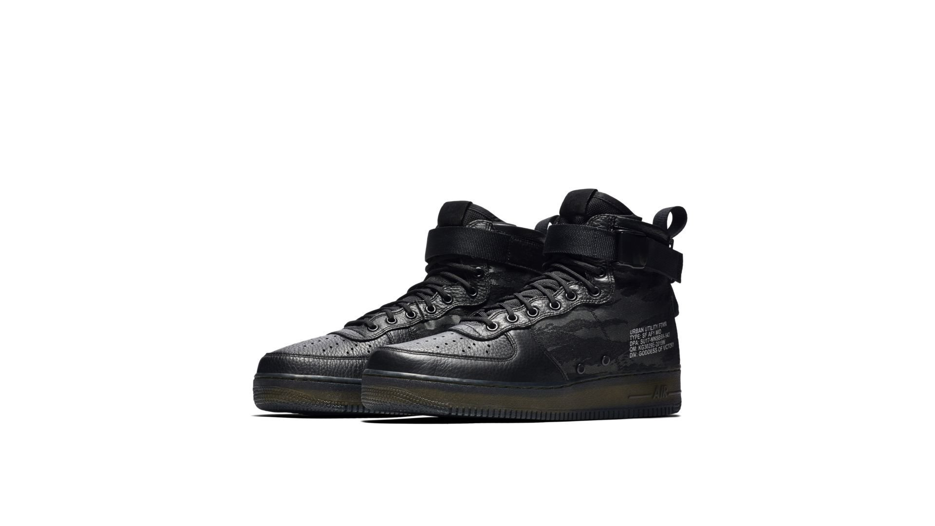 Nike SF Air Force 1 Mid QS (AA7345-001)