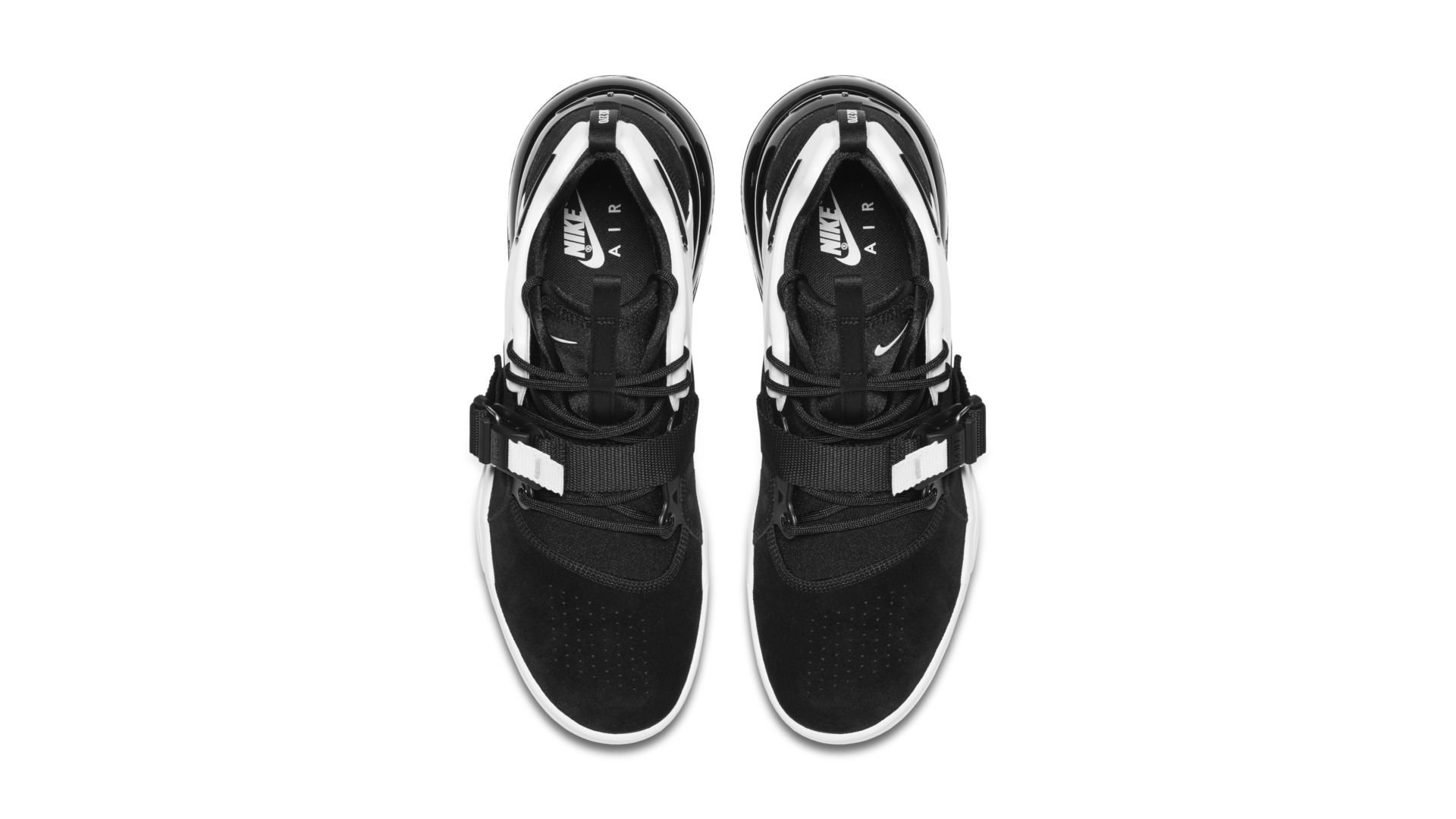 Nike Air Force 270 'Black & White'  (AH6772-006)