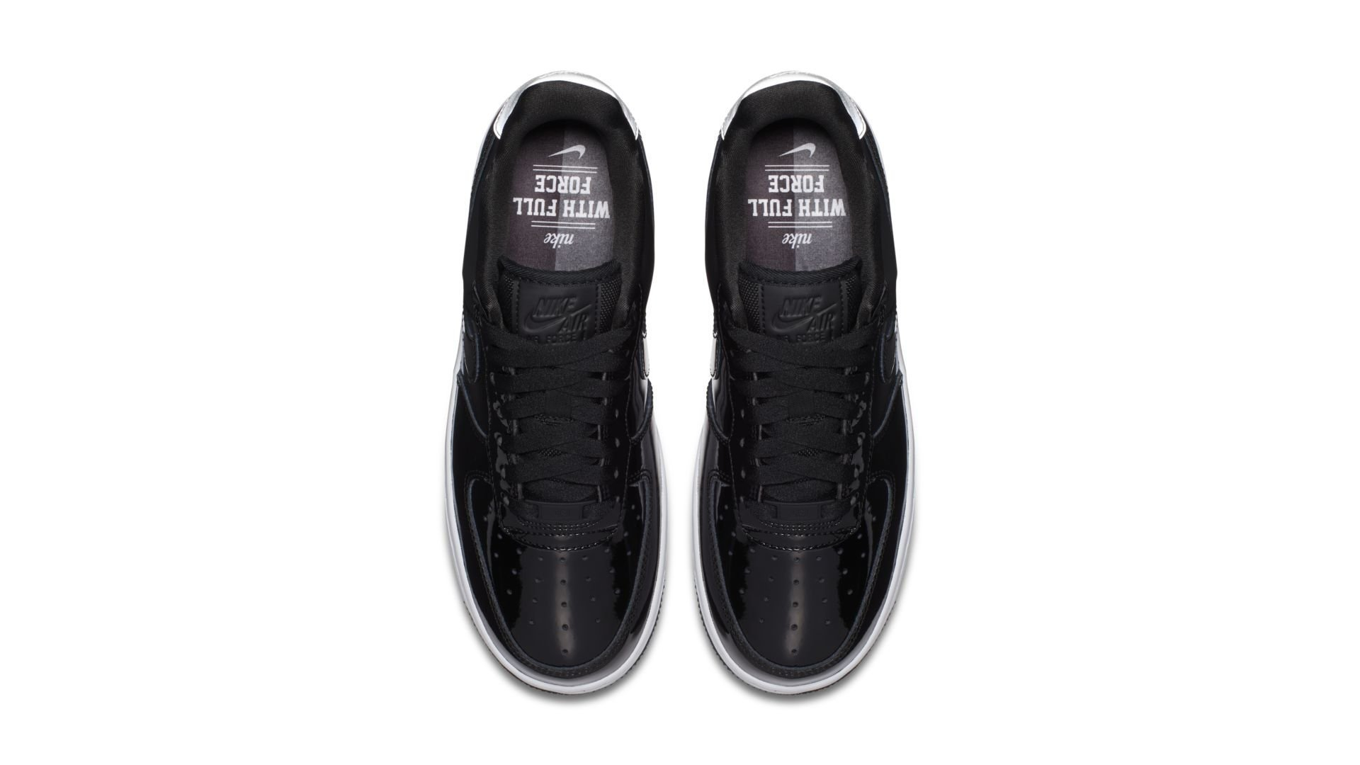 Nike Air Force 1 07 Premium Black (AH6827-001)