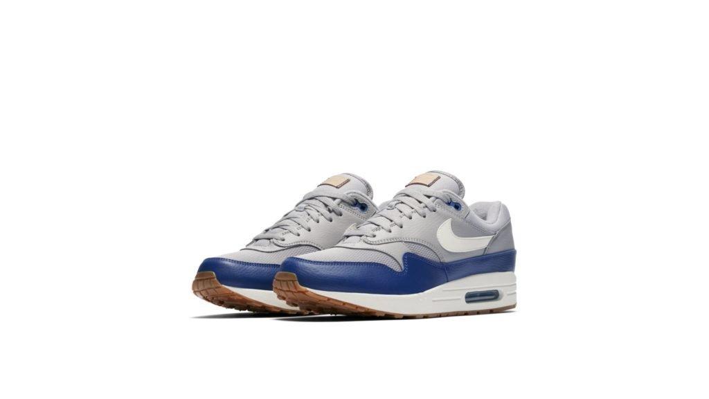 Nike Air Max 1 'Blue/Grey' (AH8145-008)