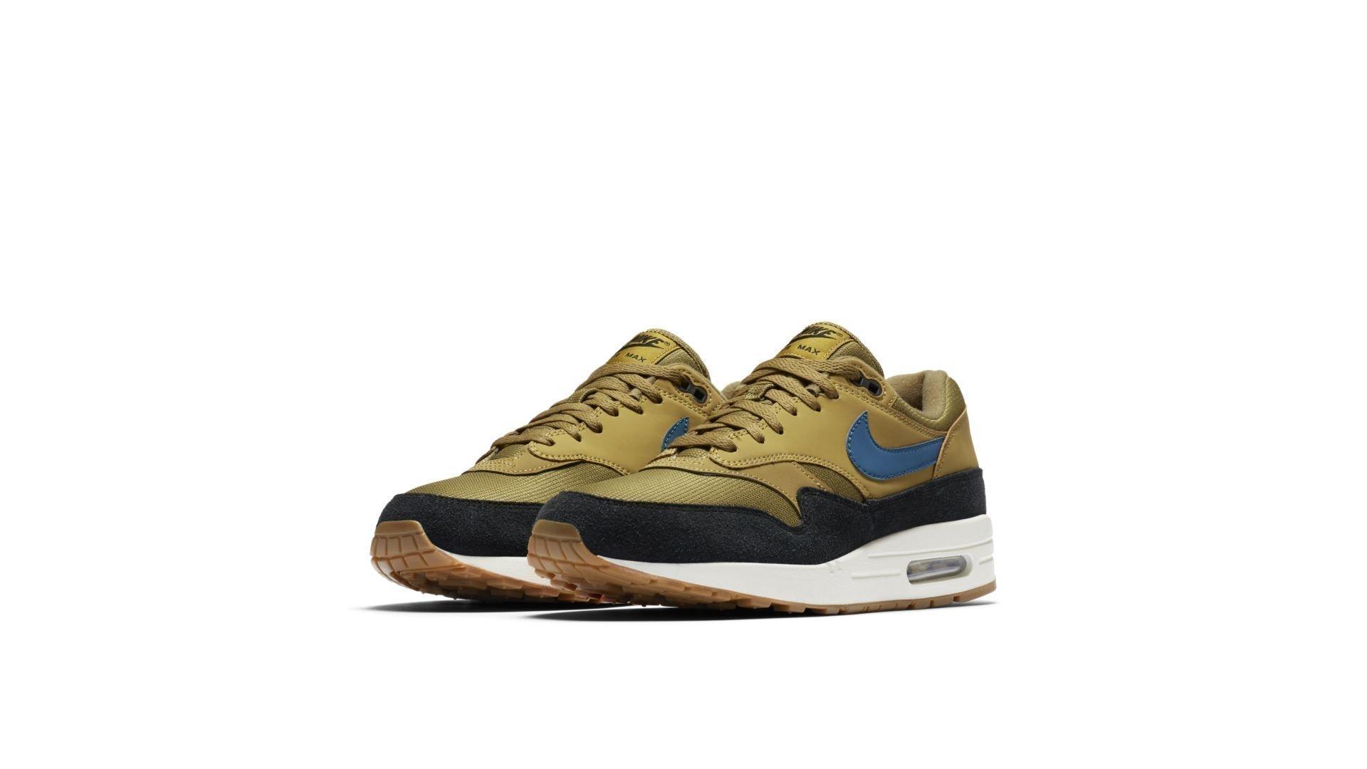 Nike Air Max 1 'Golden Moss' (AH8145-302)