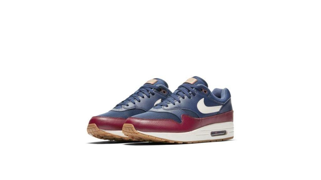 Nike Air Max 1 'Blue/Red' (AH8145-400)